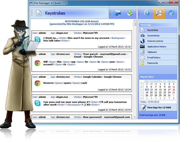 phone keylogger free download